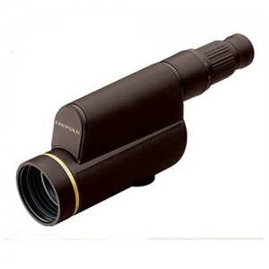 """Leupold & Stevens Golden Ring 12.4"""" 12-40x60mm Spotting Scope in Brown - 61060"""