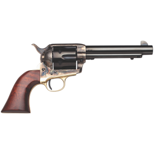 "Taylors & Co 1873 Cattleman .357 Remington Magnum 6-Shot 5.5"" Revolver in Blued (Ranch Hand) - 441"