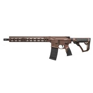"""Daniel Defense DDM4 M4V11 Mil-Spec+ .223 Remington/5.56 NATO 30-Round 16"""" Semi-Automatic Rifle in Cerakote - 02-151-00257-047"""