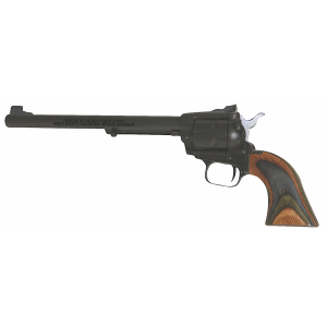"""Heritage Rough Rider .22 Long Rifle/.22 Winchester Magnum 6-Shot 9"""" Revolver in Blued - SRR22MBS9AS"""