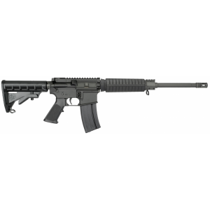 """Rock River Arms LAR-15 A4 Length System AR-15 6.8 SPC 30-Round 16"""" Semi-Automatic Rifle in Black - SPC1850"""