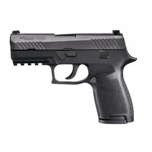 "Sig Sauer P320 SubCompact .40 S&W 10+1 3.6"" Pistol in Black Nitron (Internal Safety System) - 320SC40B"