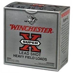 """Winchester Super-X Game & Field .12 Gauge (2.75"""") 8 Shot Lead (250-Rounds) - XU12SP8"""