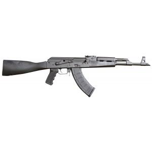 "Red Army Standard RAS47 Polymer Semi-Automatic 7.62x39mm 16.5"" MB 30+1 Polymer Black Stockk Black Nitride RI2762N"