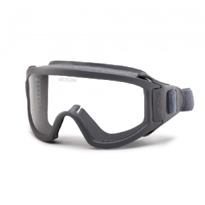 Striketeam WF - One-piece wrap-around strap, no face padding, Clear lens