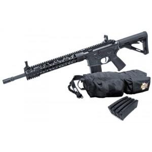 "KE Arms USM4 Mode 3 .223 Remington/5.56 NATO 30-Round 16"" Semi-Automatic Rifle in Black - 1-56-05-100"