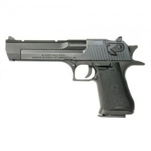 "Magnum Research Desert Eagle .357 Remington Magnum 9+1 6"" Pistol in Black (Mark XIX) - DE357"