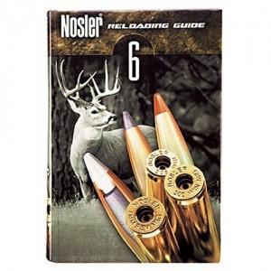 Nosler Reloading Guide No. 6 50006