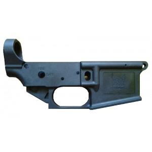 FMK Firearms Inc Patriot Stripped Lower Receiver for AR-15 Multi Caliber Polymer Black Finish GAR1P