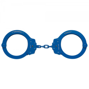 752CN Oversize Chain Handcuff Navy