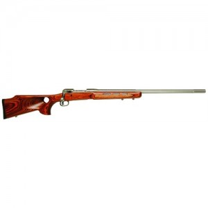 """Savage Arms 12 BTCSS .22-250 Remington 4-Round 26"""" Bolt Action Rifle in Stainless Steel - 18518"""