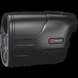 Simmons Outdoor LRF 600 4x Monocular Rangefinder in Black - 801405