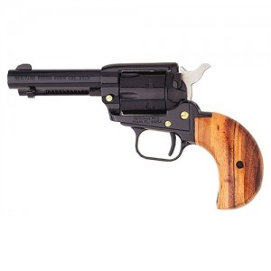 """Heritage Rough Rider Small Bore .22 Long Rifle 6-Shot 3.75"""" Revolver in Blued - RR22MB3BH"""