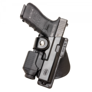 Rotating Paddle Holder Gun Fit: Glock 17 (wth laser or light) Hand: Left - GLT17RPL