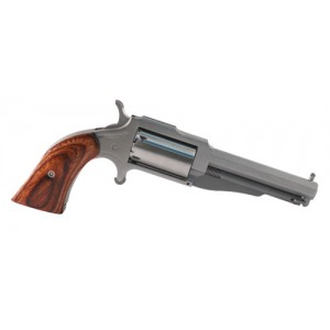 """North American Arms The Earl .22 Winchester Magnum 5+1 3"""" Pistol in Stainless - NAA-1860-3"""