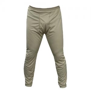 Tru Spec Gen-III ECWCS Level-1 Men's Compression Pants in GI Desert Sand - Large