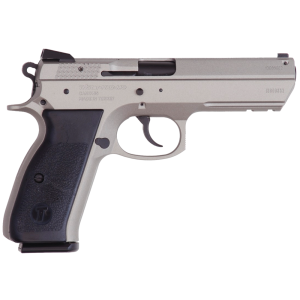 "TriStar T-120 9mm 17+1 4.7"" Pistol in Carbon Steel - 85094"