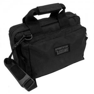 Blackhawk Sportster Shooters Bag Shooters Bag in Black 600D Polyester - 73SB00BK