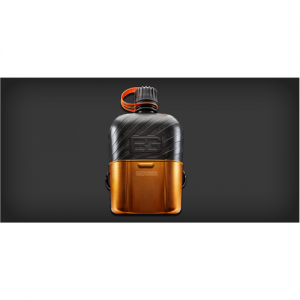 CANTEEN Water Bottle with Cooking Cup Clam