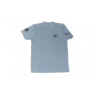 Spike's Tactical Waterboarding Instructor Men's T-Shirt in Indigo - X-Large