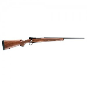 """Winchester Model 70 .300 Winchester Short Magnum 3-Round 24"""" Bolt Action Rifle in Blued - 535109255"""