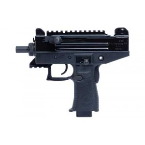 "IWI Uzi Pro 9mm 25+1 4.5"" Pistol in Black - UPP9S"