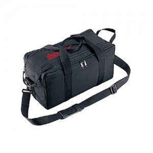 Uncle Mike's Gun Mate Range Bag in Black Nylon - 22520