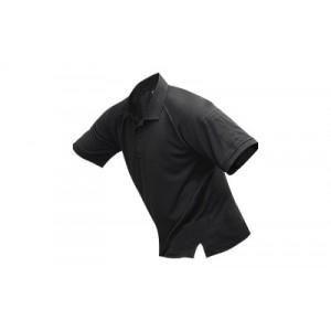Vertx Coldblack Men's Short Sleeve Polo in Black - X-Large