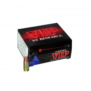 G2 Research Inc V.I.P 9mm Tracer, 95 Grain (20 Rounds) - VIP 9MM