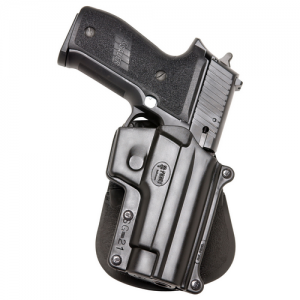 Rotating Belt Holder Gun Fit: Armalite AR24 Hand: Left - SG21RBL