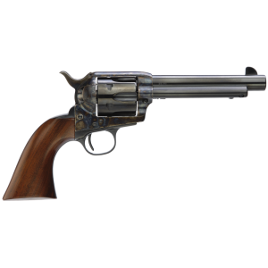 "Taylors & Co 1873 .357 Remington Magnum 6-Shot 5.5"" Revolver in Blued (Gunfighter Deluxe) - 5000DE"