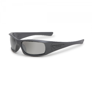 5B (Gray Frame/ Mirrored Gray Lenses) - Gray frame with 2.2mm Mirrored Gray Lenses, zippered hard case & microfiber cleaning pouch