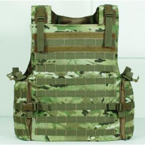 Armor Carrier Vest - Maximum Protection  Color: Multicam