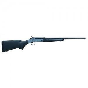 "H&R 1871 Single Shot Sportster .22 Short/.22 Long Rifle 20"" Single Shot Rifle in Blued - 72796"