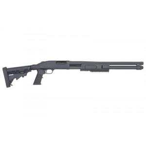 """Mossberg 590 .12 Gauge (3"""") 8-Round Pump Action Shotgun with 20"""" Barrel - 51672"""