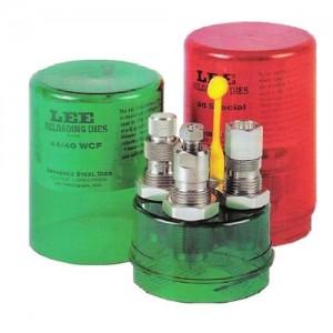 Lee Carbide 3 Die Set w/Shellholder For 25 ACP 90568