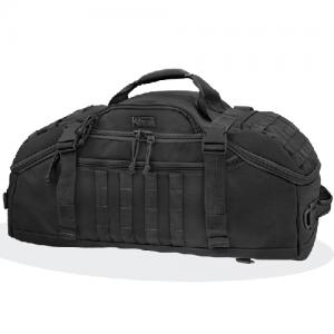 Maxpedition Doppelduffel Waterproof Adventure Bag in Black 1000D Nylon - 0608B