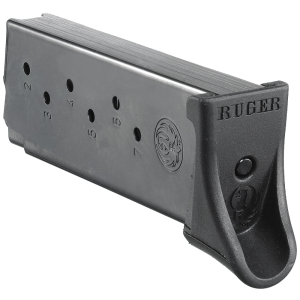 Ruger 9mm 7-Round Steel Magazine for Ruger LC9 - 90363