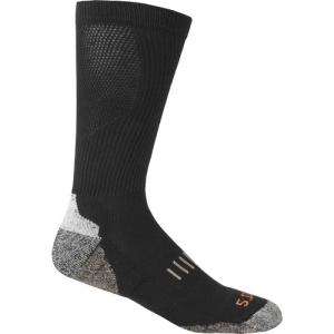 Year Round OTC Sock Color: Black Size: Large to X-Large