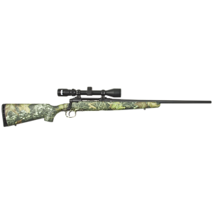 """Savage Arms Axis XP 7mm-08 Remington 4-Round 22"""" Bolt Action Rifle in Black - 19200"""
