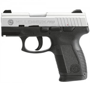 "Taurus 145 MillPro .45 ACP 10+1 3.25"" Pistol in Stainless - 1145039P"