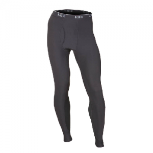 5.11 Tactical Winter Men's Compression Pants in Black - Large