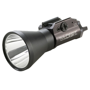Streamlight 69227 TLR-1 Game Spotter 150 Lumens CR123A Lithium (2) Black