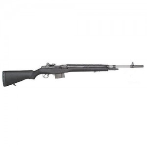 "Springfield M1A Loaded .308 Winchester 10-Round 22"" Semi-Automatic Rifle in Stainless Steel - MA9826"