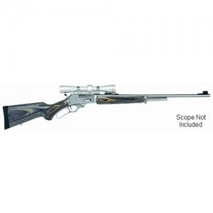 "Marlin Firearms 308MX .308 Marlin Express 5-Round 24"" Lever Action Rifle in Stainless Steel - 70491"