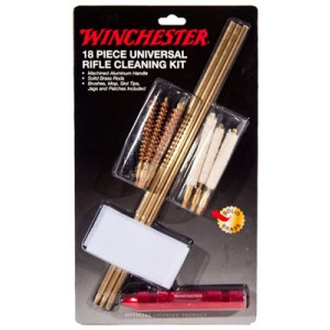 Winchester 18 Piece Universal Cleaning Kit 363073