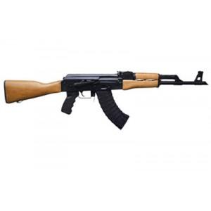 "Century Arms RAS47 7.62X39 30-Round 16.5"" Semi-Automatic Rifle in Black - RI2362-N"