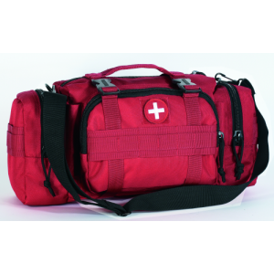 New Enlarged 3-Way Deployment Bag  (Red )