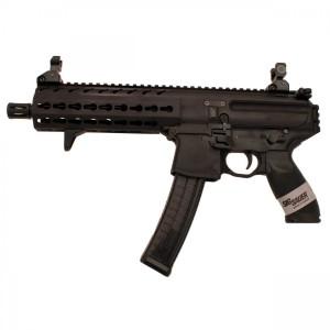 """Sig Sauer MPX Gen 2 9mm 30+1 8"""" AR Pistol in Black - MPXP9KM"""