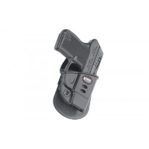 Fobus USA Belt Right-Hand Belt Holster for Kel-Tec P3At, P32 in Black Kydex - KT2GBH